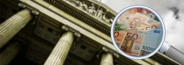controle des notes de frais du gouvernement