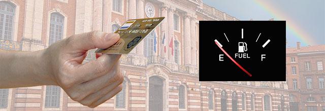 usage de carte professionnelle a des fins personnelles à Toulouse