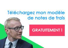 modèle de notes de frais gratuit